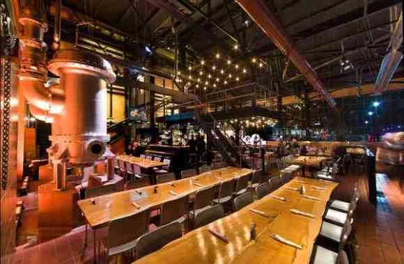 BoilerHouse Restaurant Interior - (c) Billy Hustace