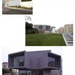 1998-2003 - Cinema House for Manoel de Oliveira Oporto, Portugal. Photos by Luis Ferreira Alves.