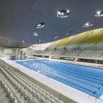 London Aquatic Center