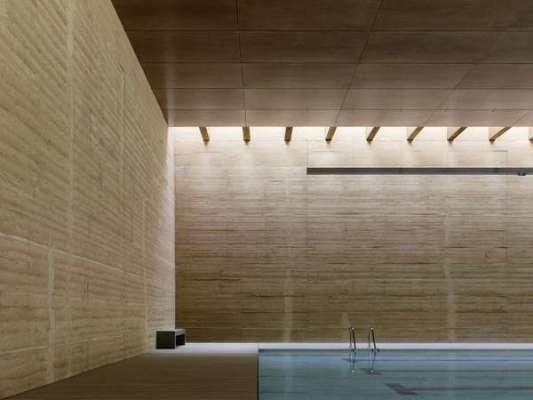 Municipal Indoor Swimming Pool