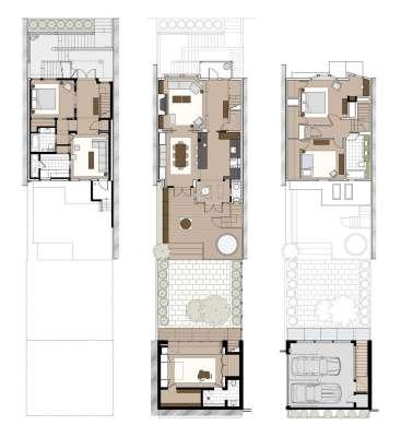 Eureka Valley Residence Site Plan