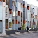 South Façade with street context (Images Courtesy Tim McDonald)