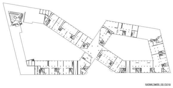 Floor Plan Commercial Level