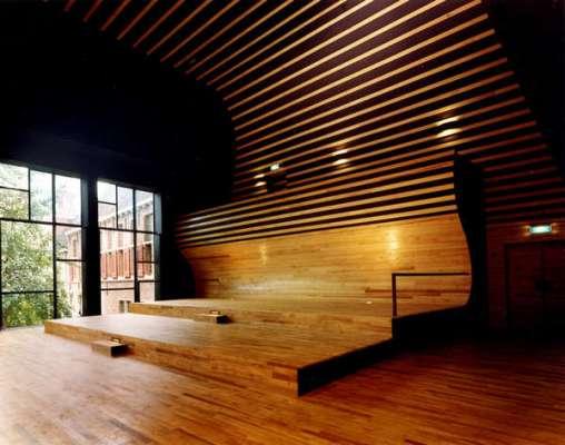 Auditorium of the School of Music