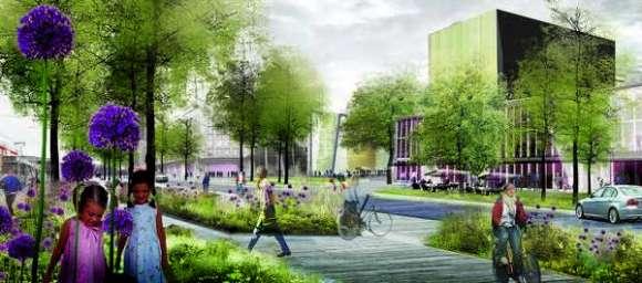 Wellesley Road Park Lane