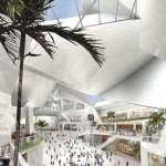 The Crystals interior creates sophisticated adventures for the public