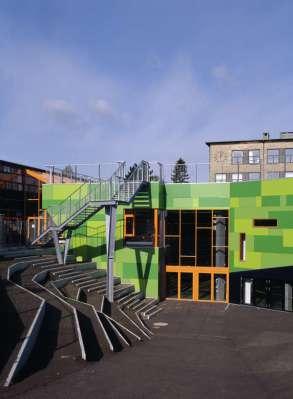 Exterior View (Image Courtesy Adam Mørk)