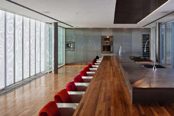 Interior View (Images Courtesy nelson kon)