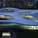 Rolex Learning Center / EPFL SANAA ©Hisao Suzuki