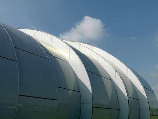 Exterior View (Image Courtesy H. Lim Ho)