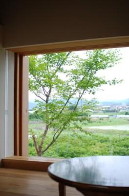View from living (Image Courtesy Mitsutomo Matsunami)