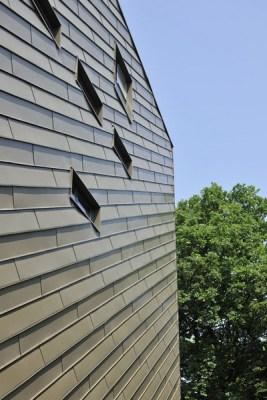 Wall Detail (Image Courtesy Miran Kambič)
