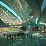 Main Interior Perspective