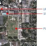 Urban area plan