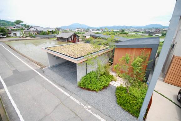 west side facade1 (Image Courtesy Mitsutomo Matsunami)