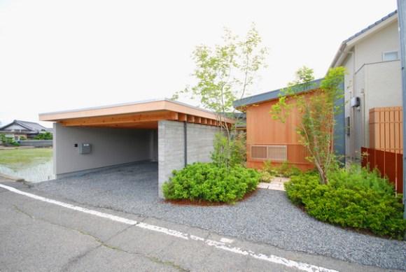 west side facade2 (Image Courtesy Mitsutomo Matsunami)