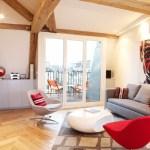 Living Room (Image Courtesy Ludo Martin & Pascal Otlinghaus)