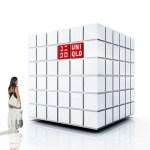 UNIQLO Cubes
