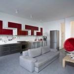 Living room (Images Courtesy Assaf Pinchuk)