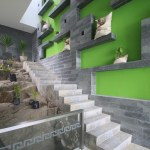 Staircase (Image Courtesy Juan Solano)