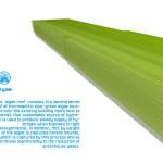 The Algae roof
