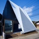 Exterior View (Image Courtesy Toshiyuki Yano)