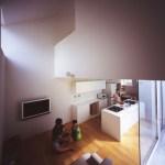 Living - kitchen2 (Image Courtesy Kaori Ichikawa)