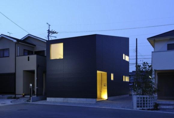 Exterior View (Image Courtesy Kei Sugino)