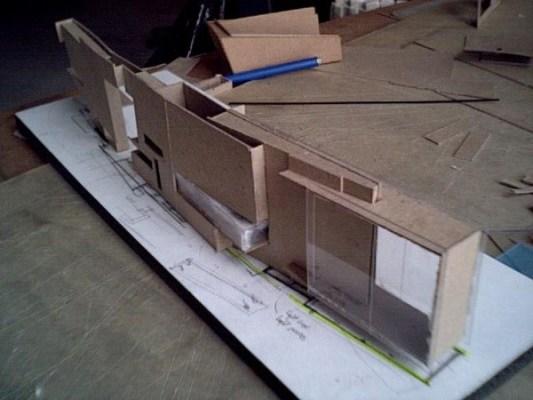 Dufflepud wall model