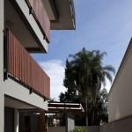 Side View (Images Courtesy Leonardo Finotti, Eduardo Eckenfels, Carlos M Teixeira)