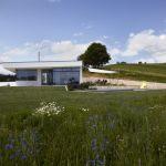 Exterior View (Images Courtesy Lisa Rastl / Copyright by Pichler & Traupmann Architekten)