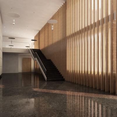 Staircase (Image Courtesy Duccio Malagamba)