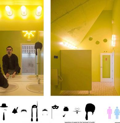 Toilet (Image Courtesy Miguel de Guzmán)