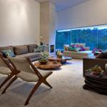 Living room (Images Courtesy Jomar Bragança)