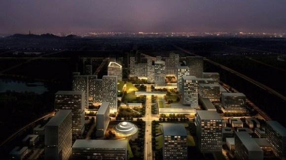 Yun Long digital and technology park