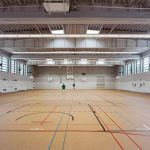 Sports Hall (Images Courtesy Rainer Gollmer)