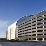 Exterior Parking (Images Courtesy Samoo Architects & Engineers)