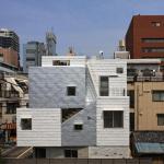 Exterior View (Images Courtesy Satoshi Asakawa)