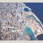 Aerial View, Beirut
