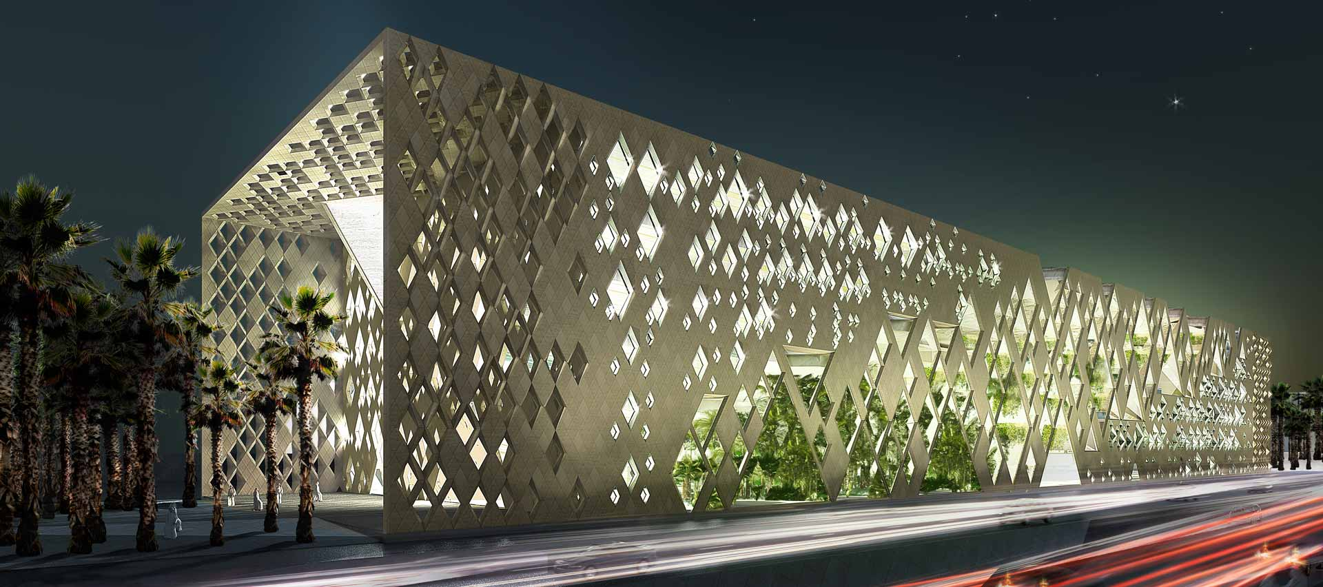 Institute of Diplomatic Studies in Riyadh, Saudi Arabia by
