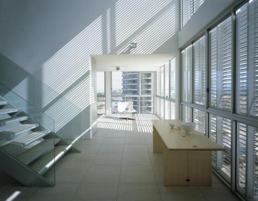 Penthouse Corridor