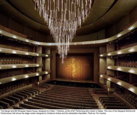 2979_2_16 - Winspear performance hall with chandelier and curtain