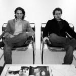 Esteban Suarez y Sebastian Suarez