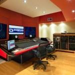 Thompson Studios - Control Room A - Front - Horizontal - Far