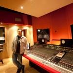Thompson Studios - Control Room A - Louis Benedetti - Vertical