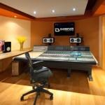 Thompson Studios - Control Room B - Front