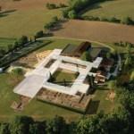 Aerial View (Images Courtesy Carrilho da Graça architects)