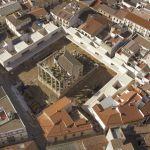 Aerial View (Images Courtesy Jose María Sánchez García)