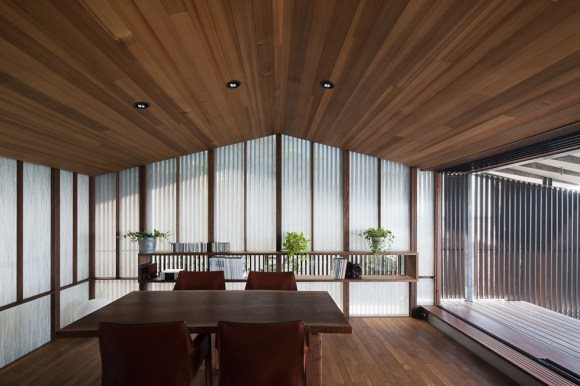 Interior View (Images Courtesy Hiroshi Ueda)