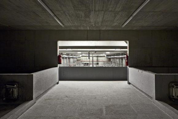 Area of presses (Image Courtesy Alberto Plácido 2010)